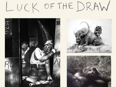 Luck of the Draw exhibition image